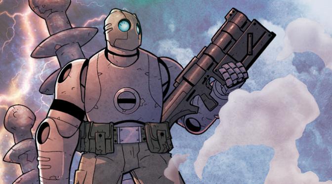 Atomic Robo!