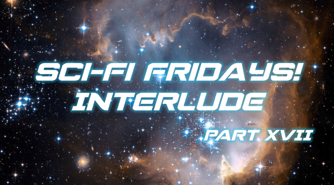 Sci-Fi Fridays! Part 17, Interlude… An Interview with Ryan Wolfe