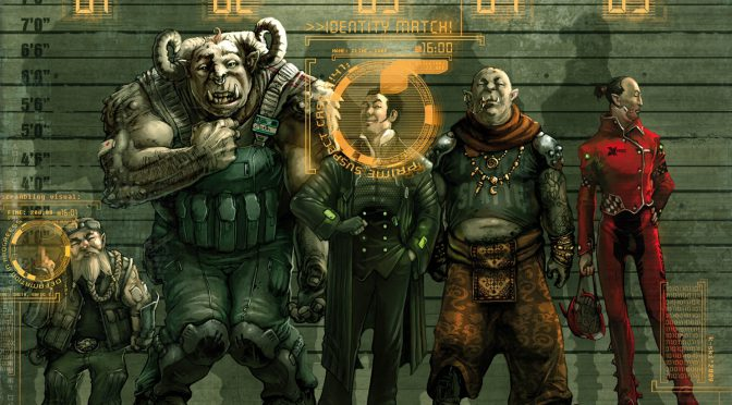 Actual Play Report: Shadowrun Anarchy