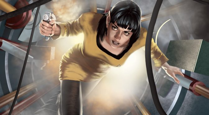 Star Trek Adventures: Gamma Quadrant – A First look