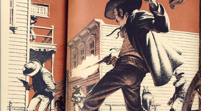 Devil's Staircase Wild West Role Playing