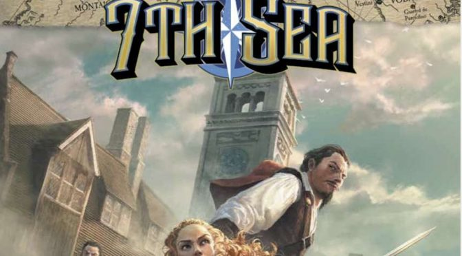Reading Up On 7th Sea 2nd Edition