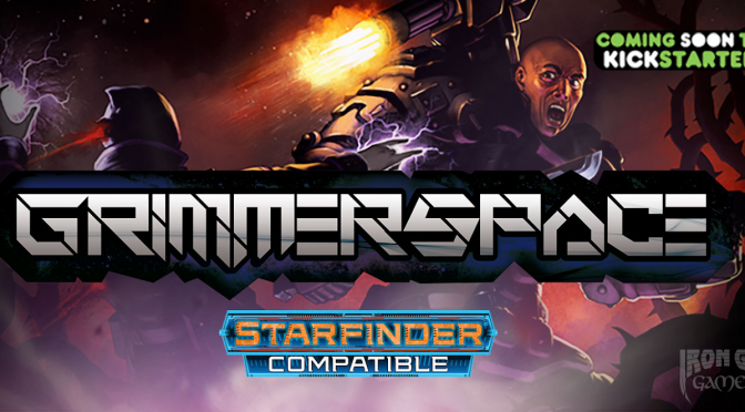 More Modiphius News: Grimmerspace