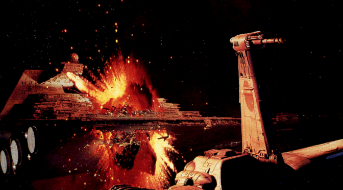 WEG Star Wars: An Almost Perfect Roleplaying Game?
